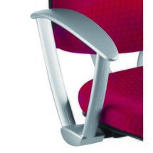 Armstöd till den vridbara kontorsstolen Topstar® Alustar Basic