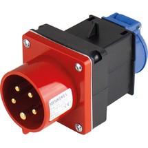 as-Schwabe Adapterstecker 400V/16A