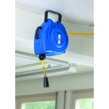 as-Schwabe automatischer Druckluftschlauch-Aufroller 10m