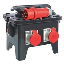 as-Schwabe Baustellen-Stromverteiler