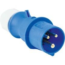 as-Schwabe CEE-Stecker 230V, blau