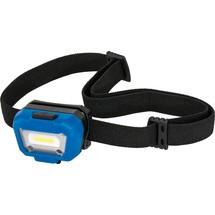 """as-Schwabe COB-LED-Akku-Stirnlampe mit Sensor """"HD200"""""""