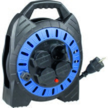as-Schwabe Kabelbox blau IP44