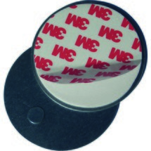 as-Schwabe Magnethalterung für Rauchmelder
