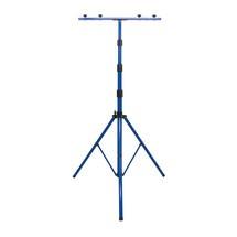 as-Schwabe PROFI-Stativ XL, blau, 4m mit Traverse