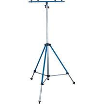 as-Schwabe PROFI-Stativ XXL, blau, 4,6m mit Traverse