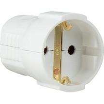 as-Schwabe PVC Stecker und Kupplungen für den Innenbereich