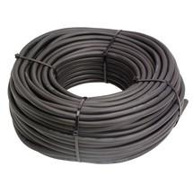 as-Schwabe schwere Gummischlauchleitung 50 Meter, schwarz