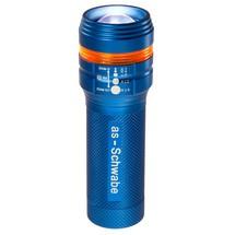 as-Schwabe Taschenlampe mit Zoom-Funktion