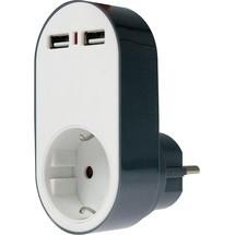 as-Schwabe USB-Ladeadapter