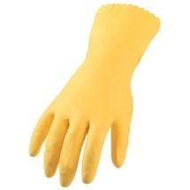 ASATEX Chemikalienhandschuhe, gelb