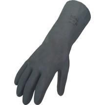 ASATEX Chemikalienhandschuhe, schwarz