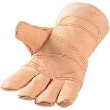 ASATEX Handschuhe, naturfarben, Möbelleder, PSA-Kategorie I