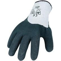 ASATEX Kälteschutzhandschuhe, schwarz/grau, EN 388, EN 511 PSA-Kategorie II Polyester / Baumwolle auf SB Karte