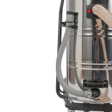 Aspirador de viruta Steinbock® INOX, bastidor inclinable