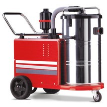 Aspirador industrial CARRERA® P50 de uso prolongado, seco + húmedo, 3.000 W