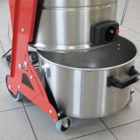 Aspirador industrial EcoDust, 1.500 W, IP55