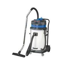 Aspirateur industriel BASIC, châssis mobile basculant, eau et poussières, 2000 W
