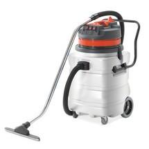 Aspirateur industriel BASIC, châssis mobile basculant, eau et poussières, 3000 W