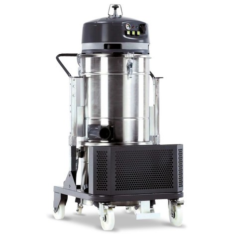 Aspirateur industriel CARRERA® P200 pour Utilisation continu, sec, 4.200 W