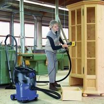 Aspirateur industriel pour eaux et poussières Nilfisk® ATTIX30, 1500W