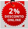 Faça a sua compra online e ganhe um desconto