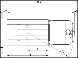 wendekreis berechnen deutsche bauzeitschrift berechnung. Black Bedroom Furniture Sets. Home Design Ideas