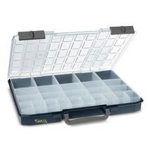 Assortimentskoffer CarryLite met uitneembare inzetstukken