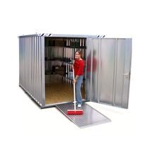 Auffahrrampe für SC- und SGL-Container