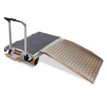 Auffahrrampe für xetto® Belade- und Transportsystem
