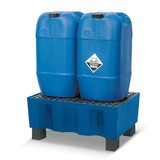 Auffangwanne für 60-Liter-Gebinde, Sockelfüße