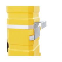 Aufhängung für Leuchtstoffröhren-Box