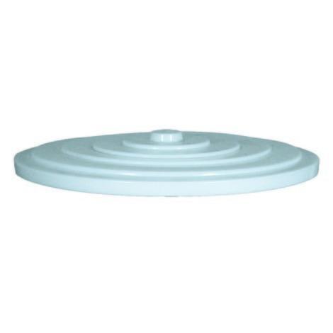 Auflagedeckel für Tonne aus Polyethylen