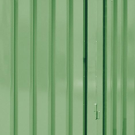 Aufpreis für Außenwandlackierung f. Containermaß 2100x1140