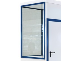 Aufpreis für Dreh-/Kippfenster für mobile Raumsysteme wsm®