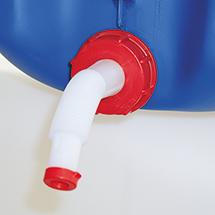 Aufschraubausgießer für Kanister 5 - 60 Liter