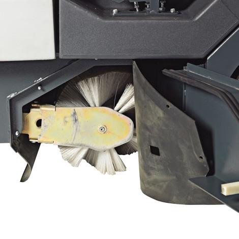 Aufsitz-Kehrmaschine Nilfisk® SR 1601 D3 HD