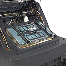 Aufsitz-Kehrmaschine SR1601 D3 HD