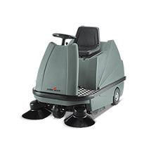 Aufsitz-Kehrsaugmaschine Steinbock® A-1100