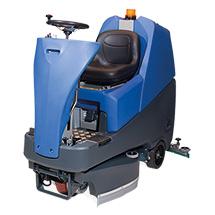 Aufsitz-Scheuersaugmaschine Numatic TTV 678 / 300 T