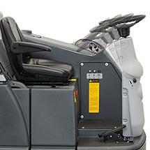 Aufsitz-Scheuersaugmaschine SC 6500 1100S