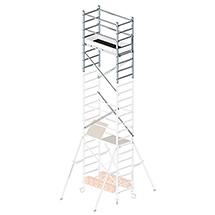 Aufstockungen für Fahrgerüst Hailo ProfiStep® multi aus Aluminium