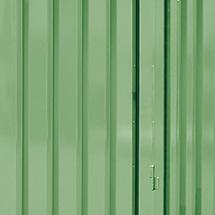 Außenwandlackierung für Umweltcontainer, 875 Liter
