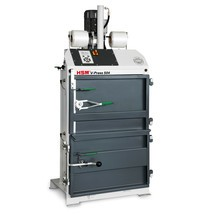 Automatisk balare HSM V-Press 504