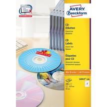 AVERY Zweckform CD-Einleger und CD DVD-Etiketten