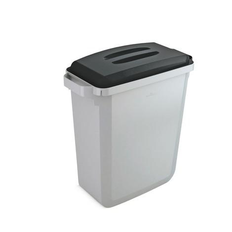 Avfalls- och återvinningsbehållare DURABIN 60 liter