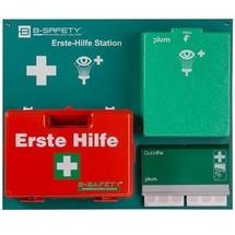 B-Safety Erste-Hilfe-Station CLASSIC, mit Füllung DIN