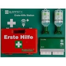 B-Safety Erste-Hilfe-Station STANDARD, mit Füllung ÖNORM