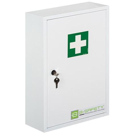 B-Safety Verbandschrank CLASSIC, mit Füllung DIN