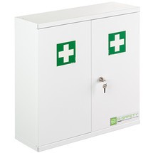 B-Safety Verbandschrank PREMIUM plus, mit Füllung DIN